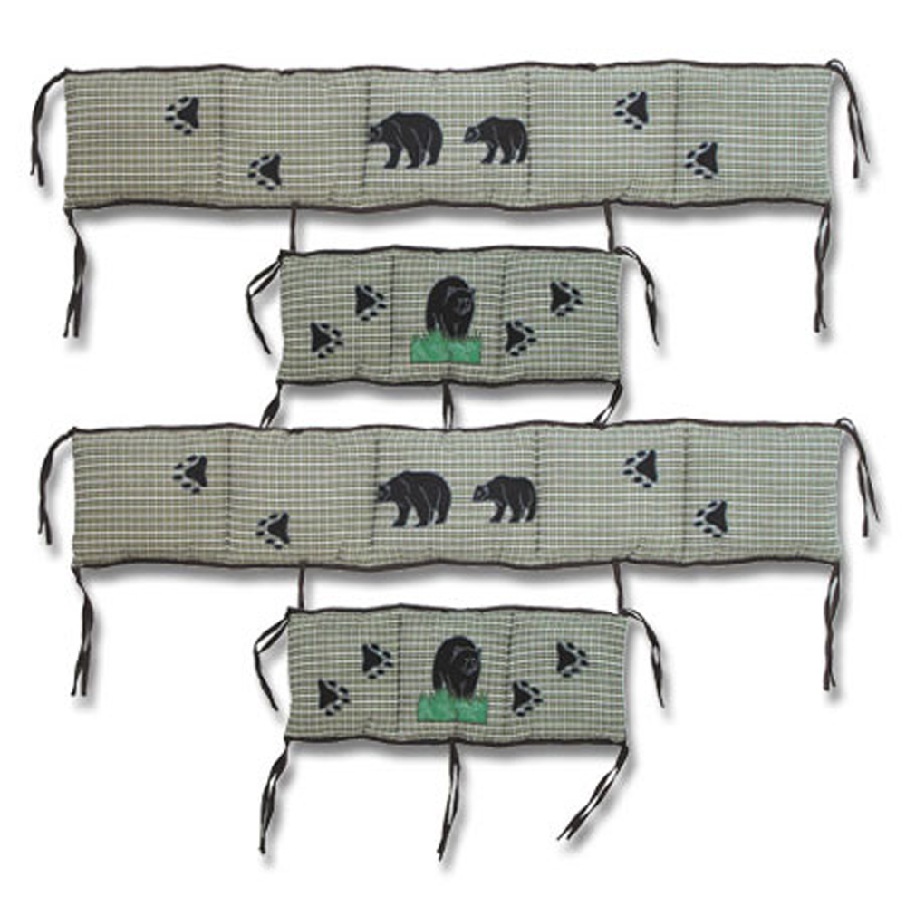 "Bear Country bumper cover 10""x52"" & 10""x25"" 2 ea"