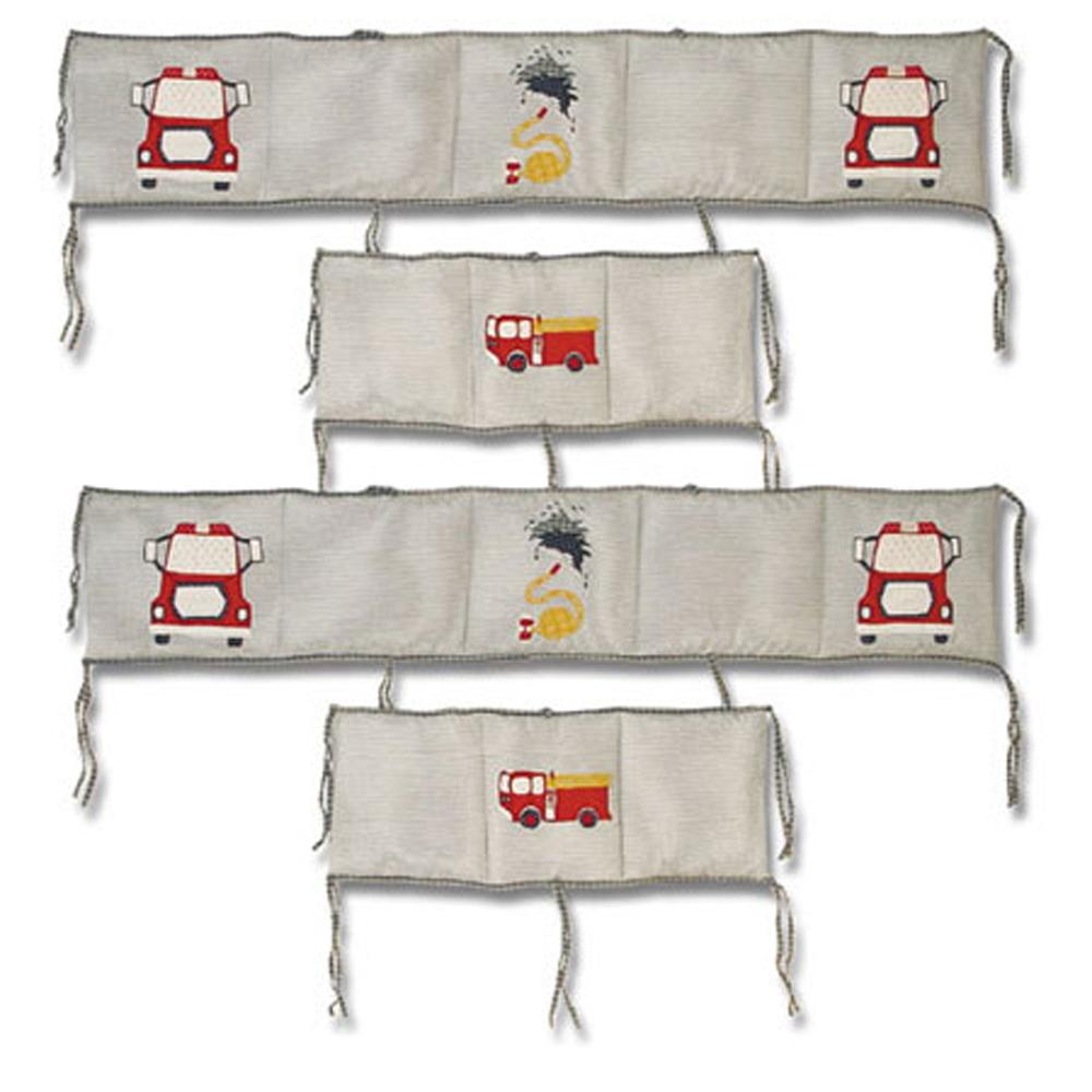 """Fire Truck Bumper Pads 10""""x52"""" & 10""""x25"""" 2 EA"""