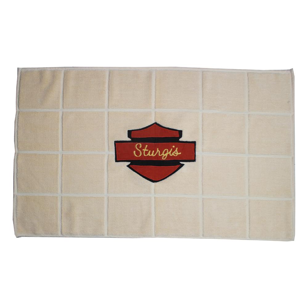 """Sturgis Bath Mat 34""""W x 21""""L"""