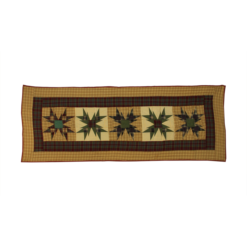 """Forever King Bed Runner or Scarf 30""""W x 100""""L"""
