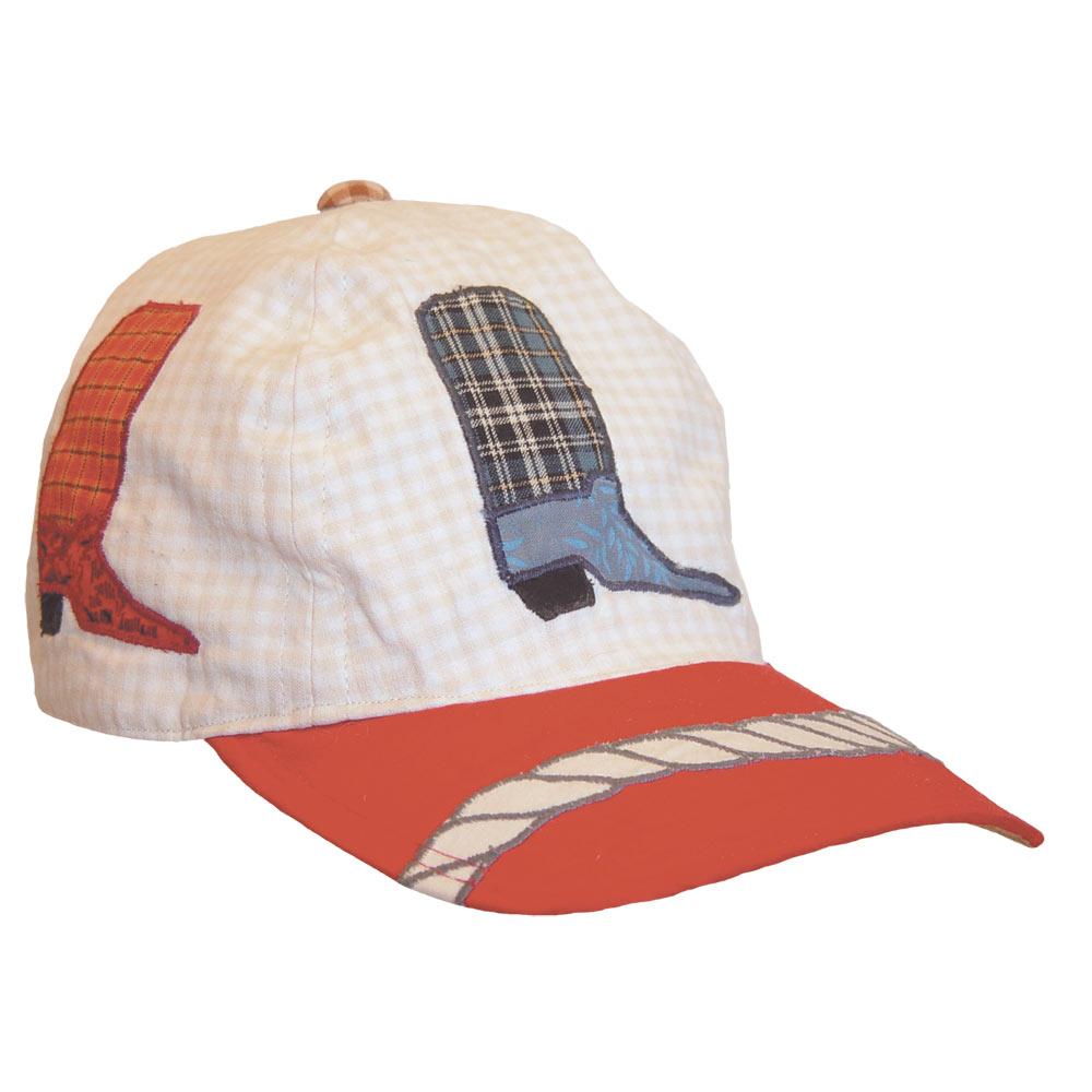 Boots Baseball Cap