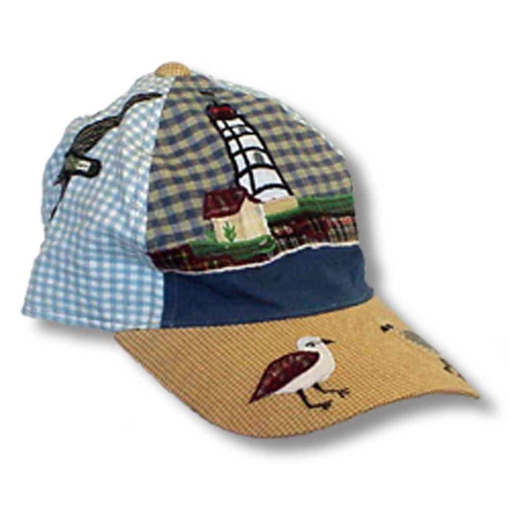 Lighthouse by the Bay Baseball Cap