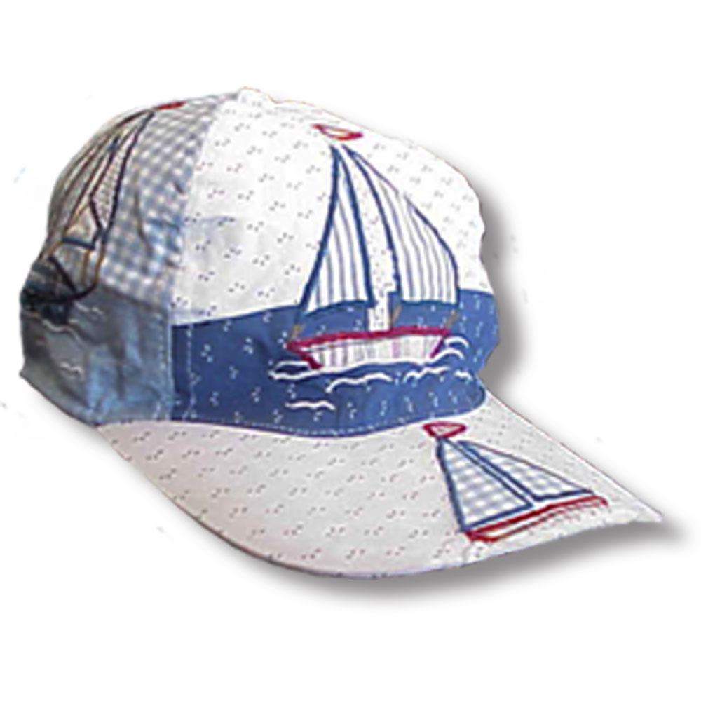Nautical Drift Baseball Cap