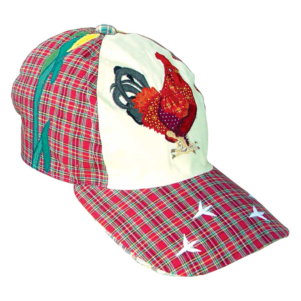Rooster Baseball Cap