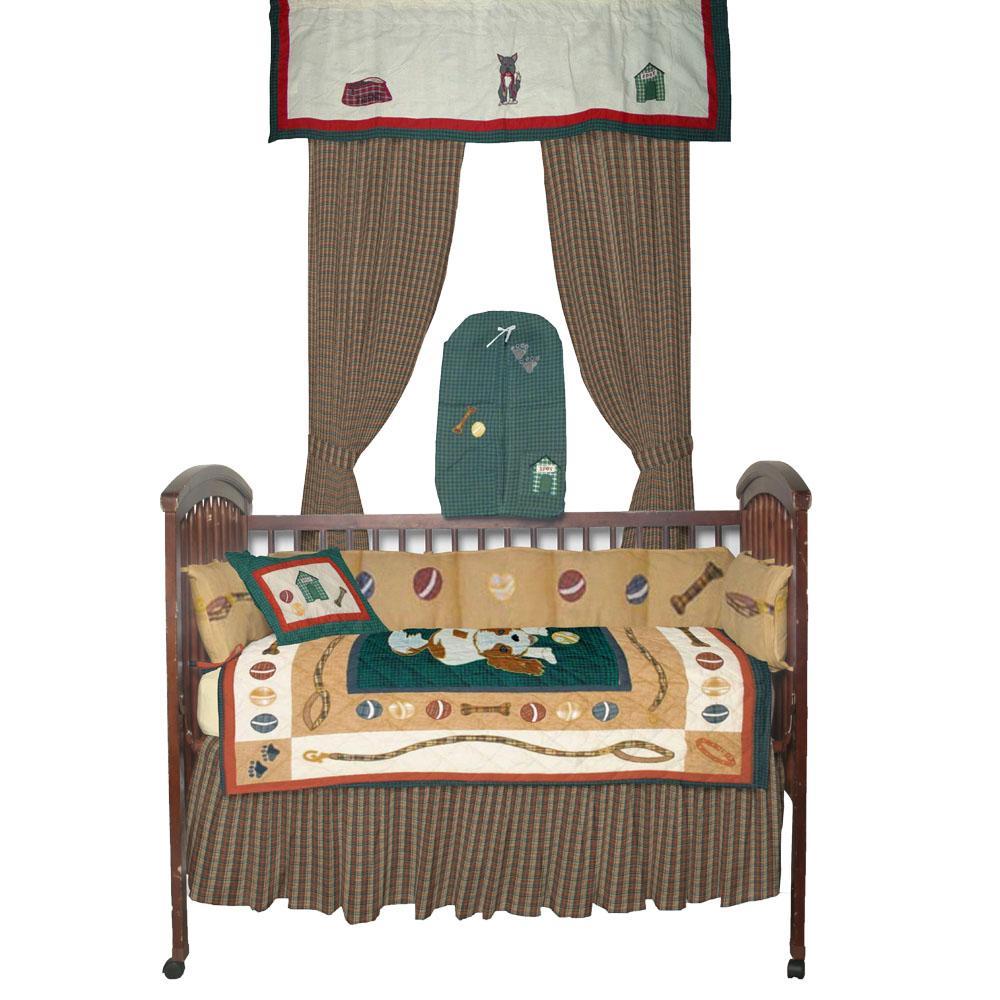 Fido Crib Set 6 Pieces
