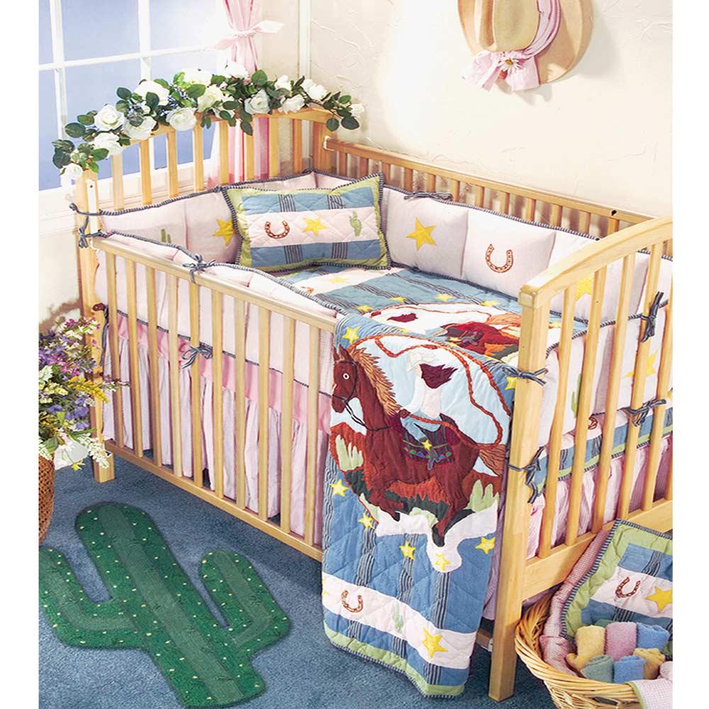 Lil Yeeehaw Crib Set 6 Pieces