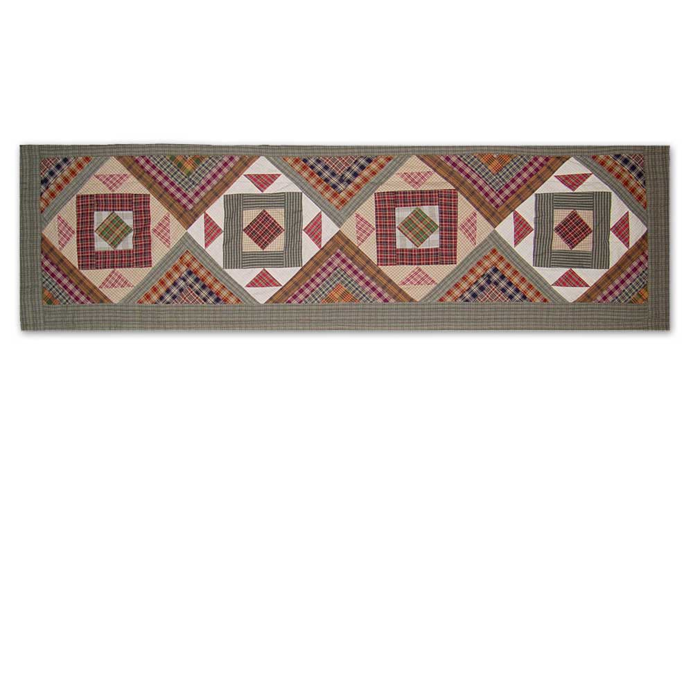 """Country Roads Curtain Valance 54""""W x 16""""L"""
