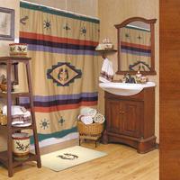 """Kokoepelli ,CZ Shower Curtain 72""""W x 72""""L"""