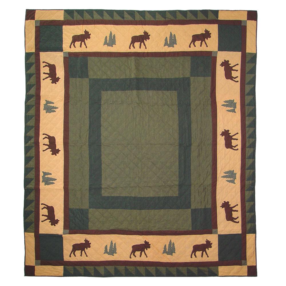 """Cedar Trail duvet cover queen 88""""w x 98""""l"""