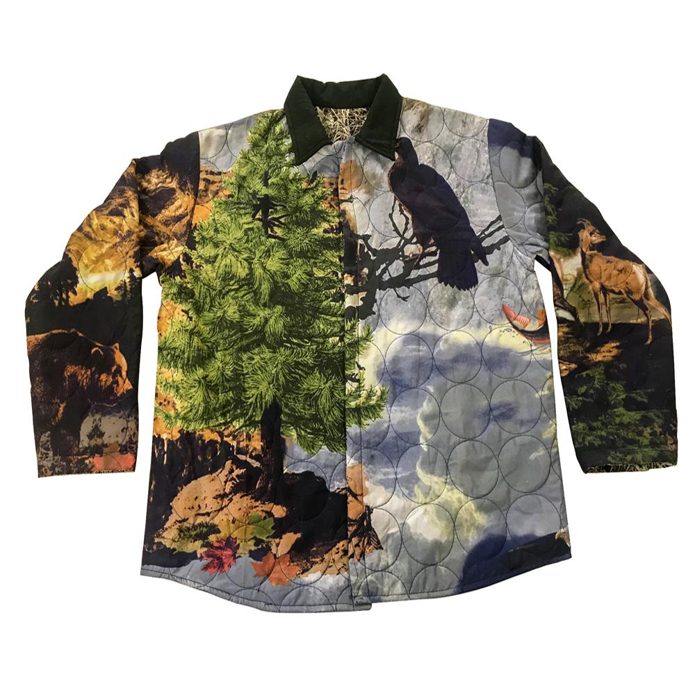 Wilderness Galore Small Size Jacket-LG
