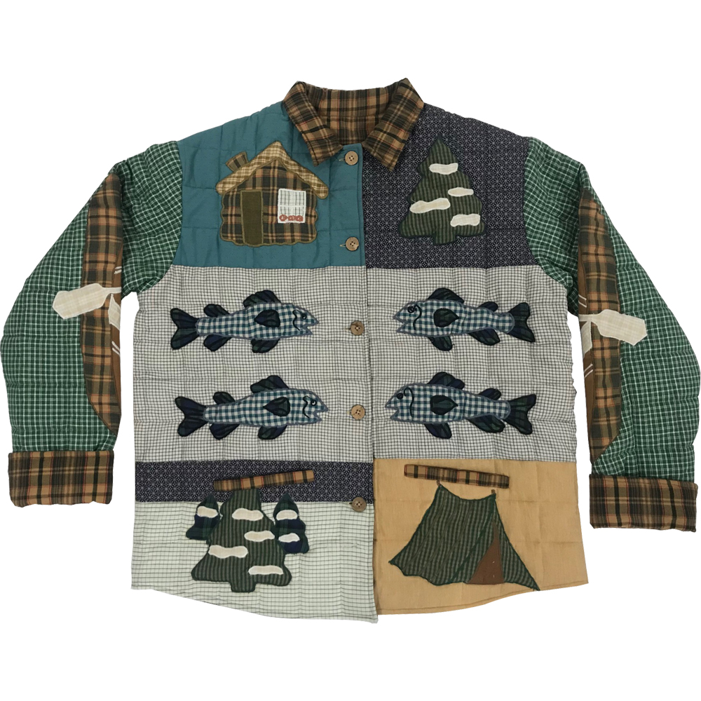 Cabin Small Size Jacket-MD