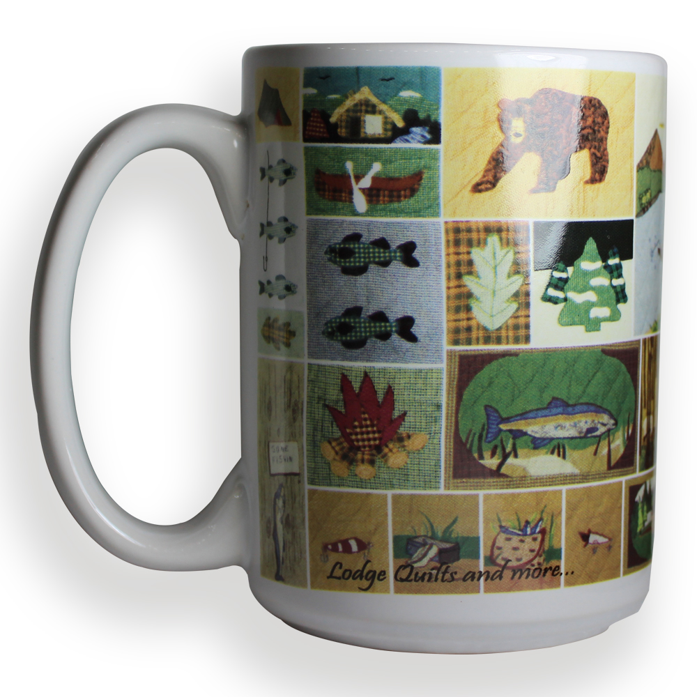 Patchmagic Lodge Mug-450ml