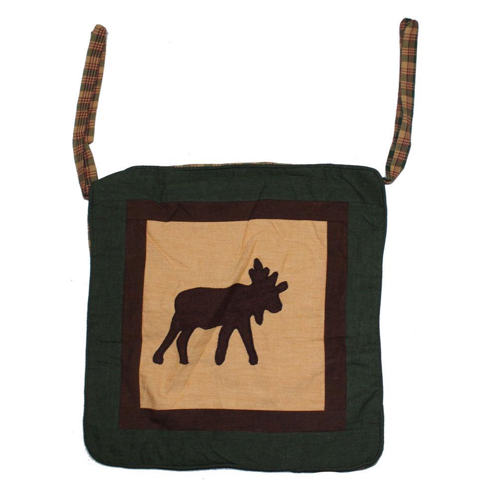 """Bear Trail Pot Holder 8""""W x 8""""L"""