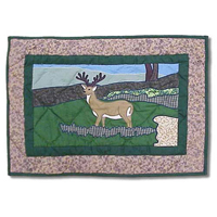 "Wilderness Place Mat 13""W x 19""L"