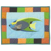"""Ocean Schools Lumbar/Neck Pillow 12""""w x 16""""l"""
