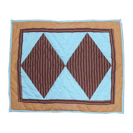 """Mule Trail Pillow Sham 27""""W x 21""""L"""