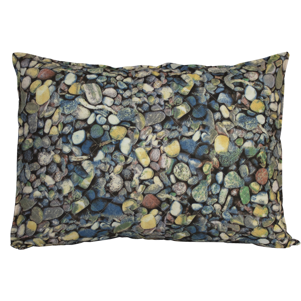 Pebbles Pillow Shams set-2 pcs
