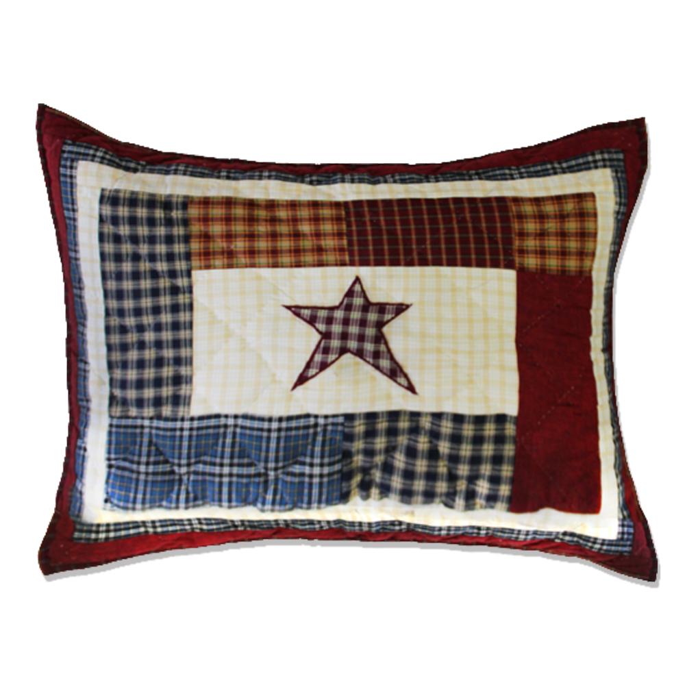 "Woodland Square Pillow Sham 27""W x 21""L"