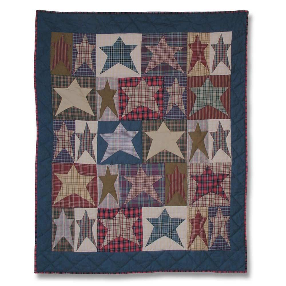 "Allstar Baby Quilt 36""W x 46""L"