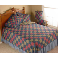 "Homestead Queen Quilt 85""W x 95""L"