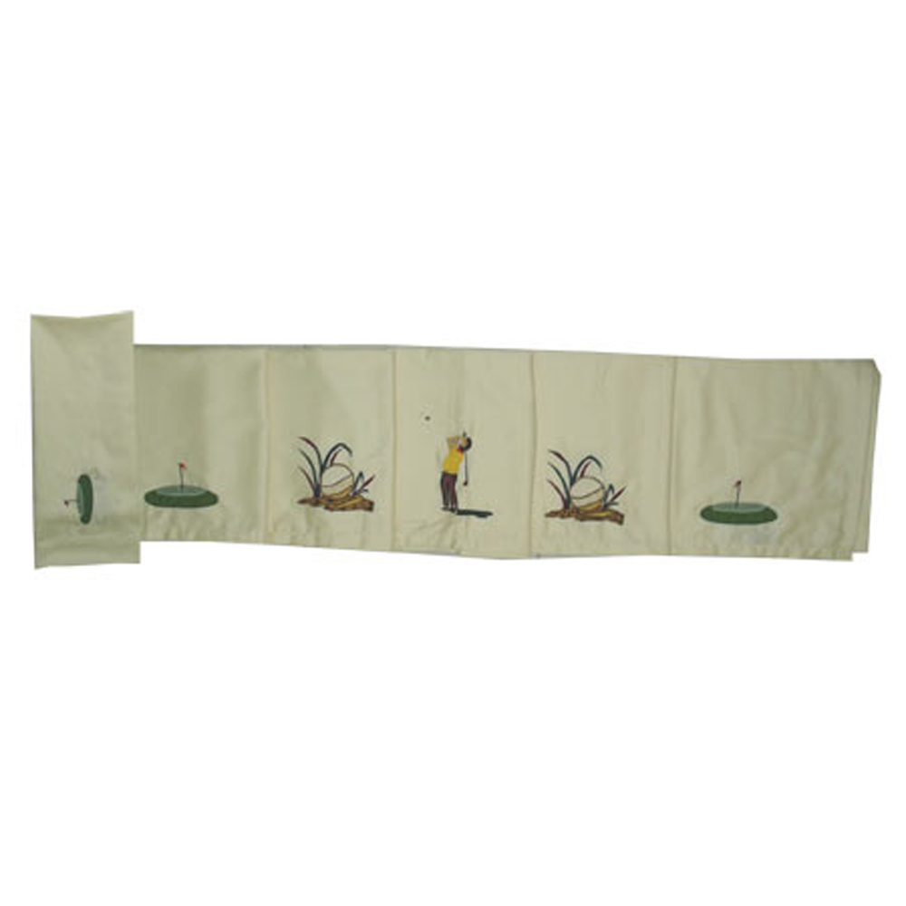 Golf twin sheet set - 4 pc set