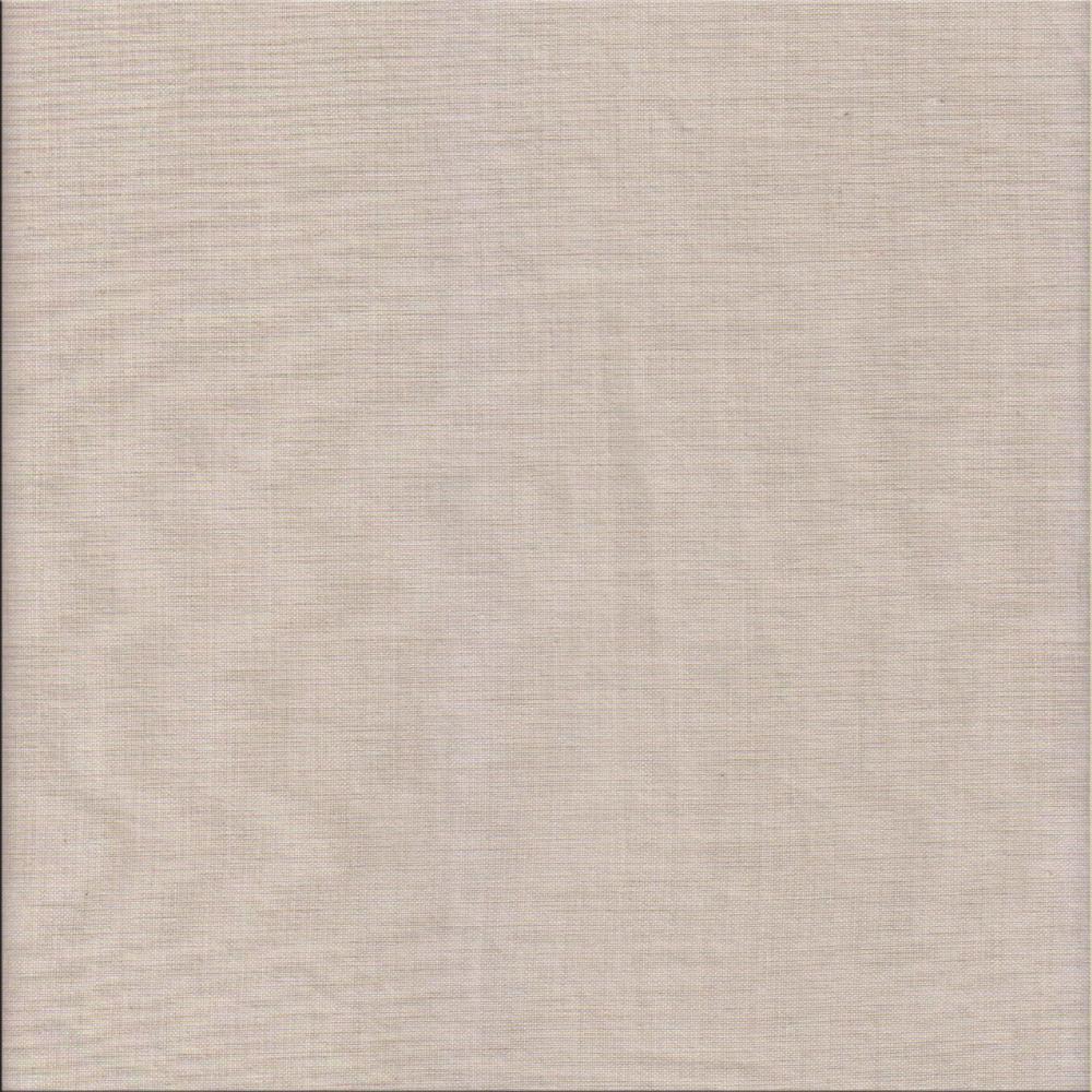 "Eggshell White Linen Fabric Swatch 4"" x 4"""