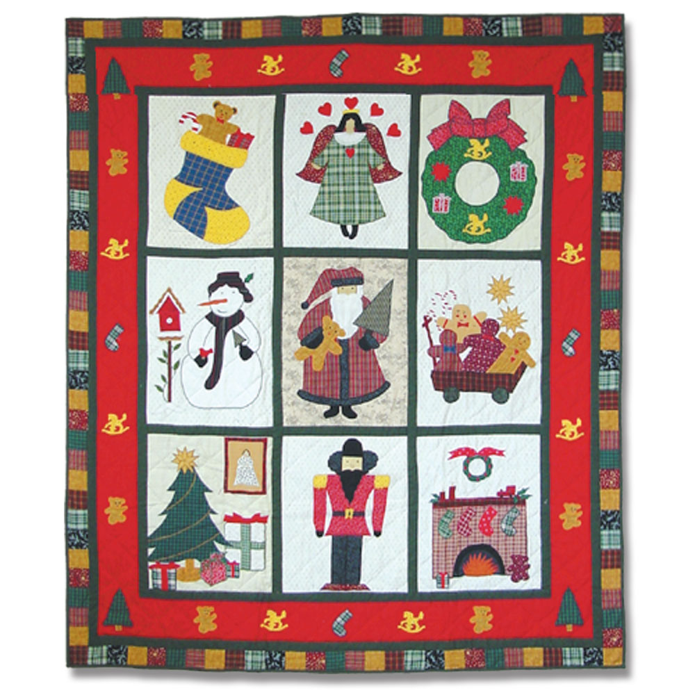 """Holiday Cheer Throw 50""""W x 60""""L"""