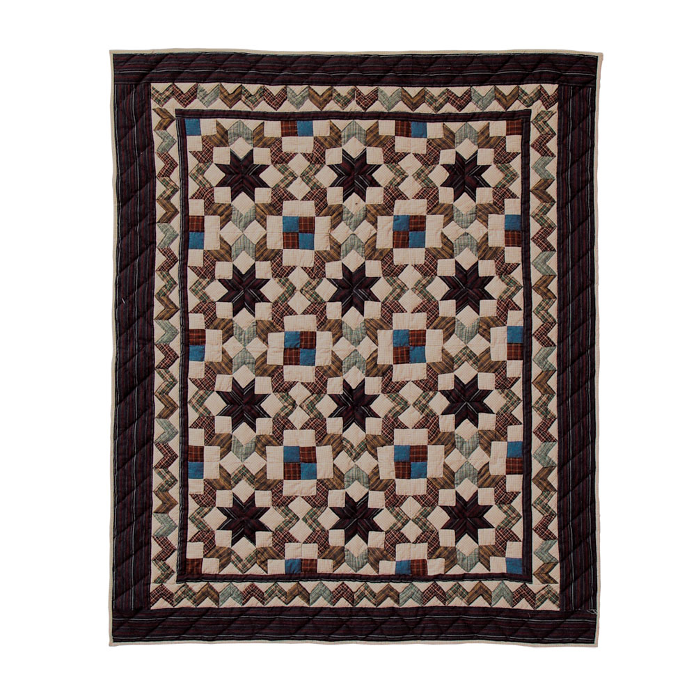 "Star Light Throw 50""W x 60""L"