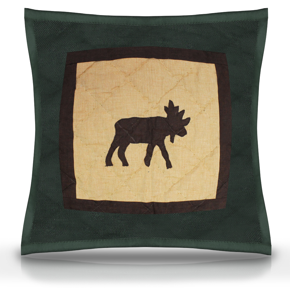 "Cedar Trail Toss Pillow 16""W x 16""L"