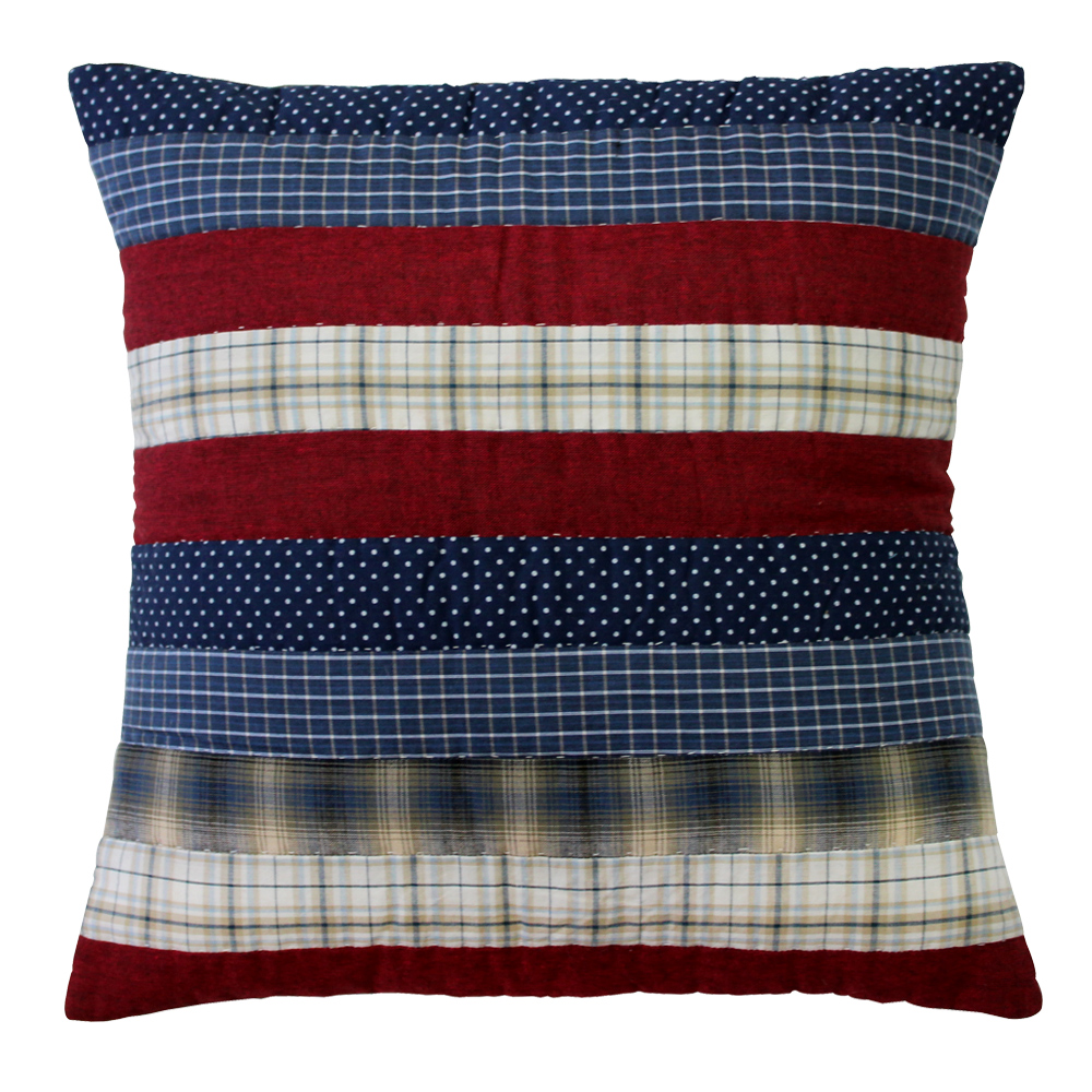 "Glory and Honour Toss Pillow 16""W x 16""L"