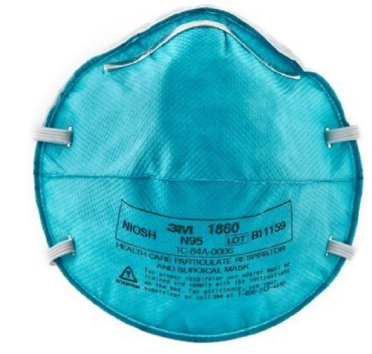 3M - N95 Respirator Mask